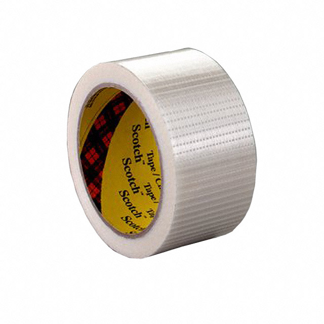 """Cellulose Acetate Anti-Static Adhesive Tape Roll with ESD Symbol 3//4/"""" x 72yd"""