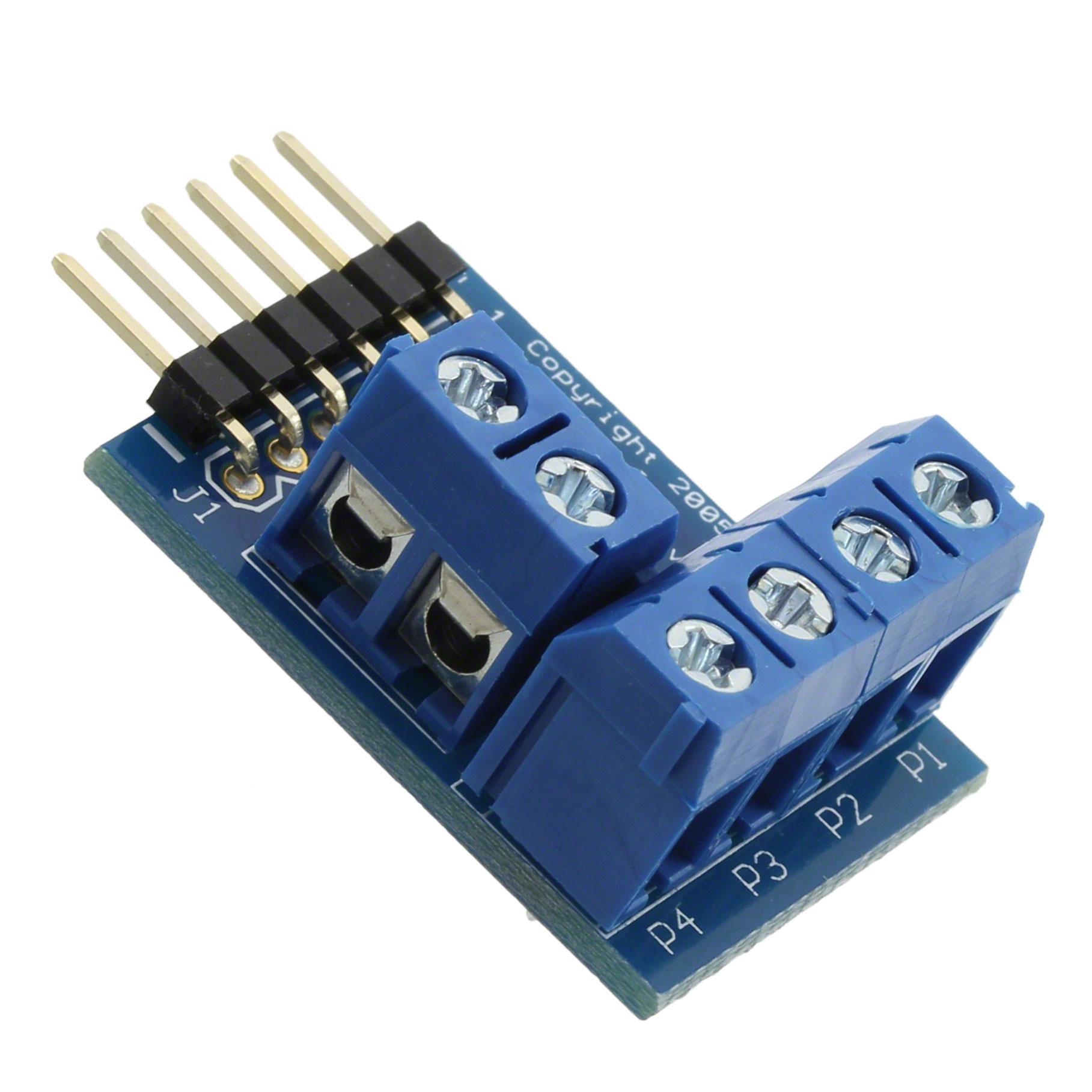 Combination Lock Using Msp430 Launchpad Circuit Image