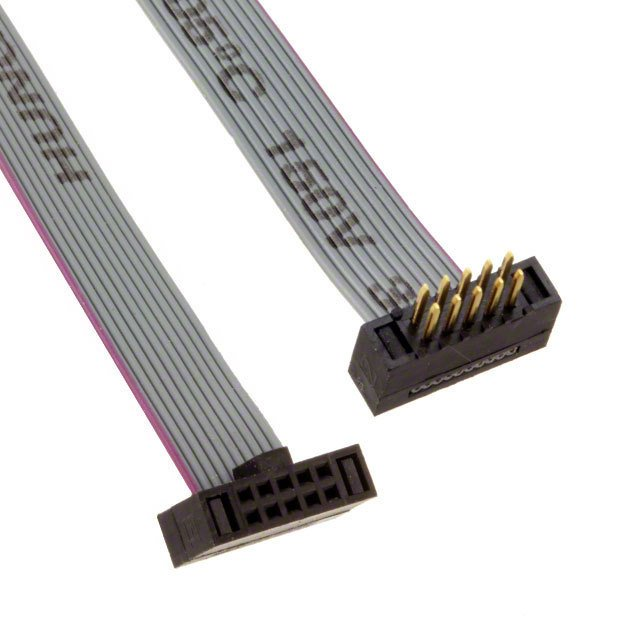 FFSD-13-D-12.00-01-N Pack of 10 CABLE ASSEM .05 26POS 12