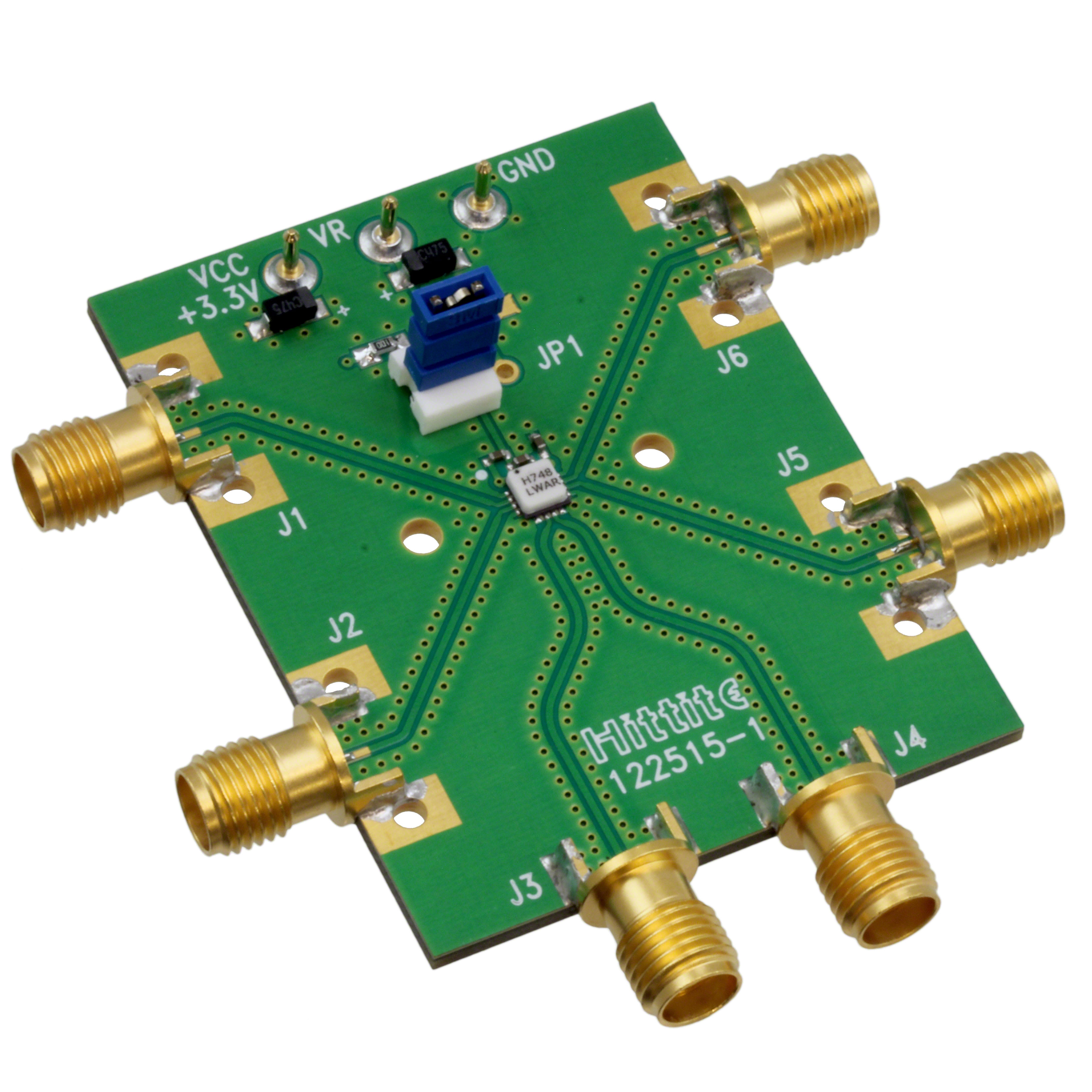Motor Driver Circuit Based On Lv8741v Ic Image