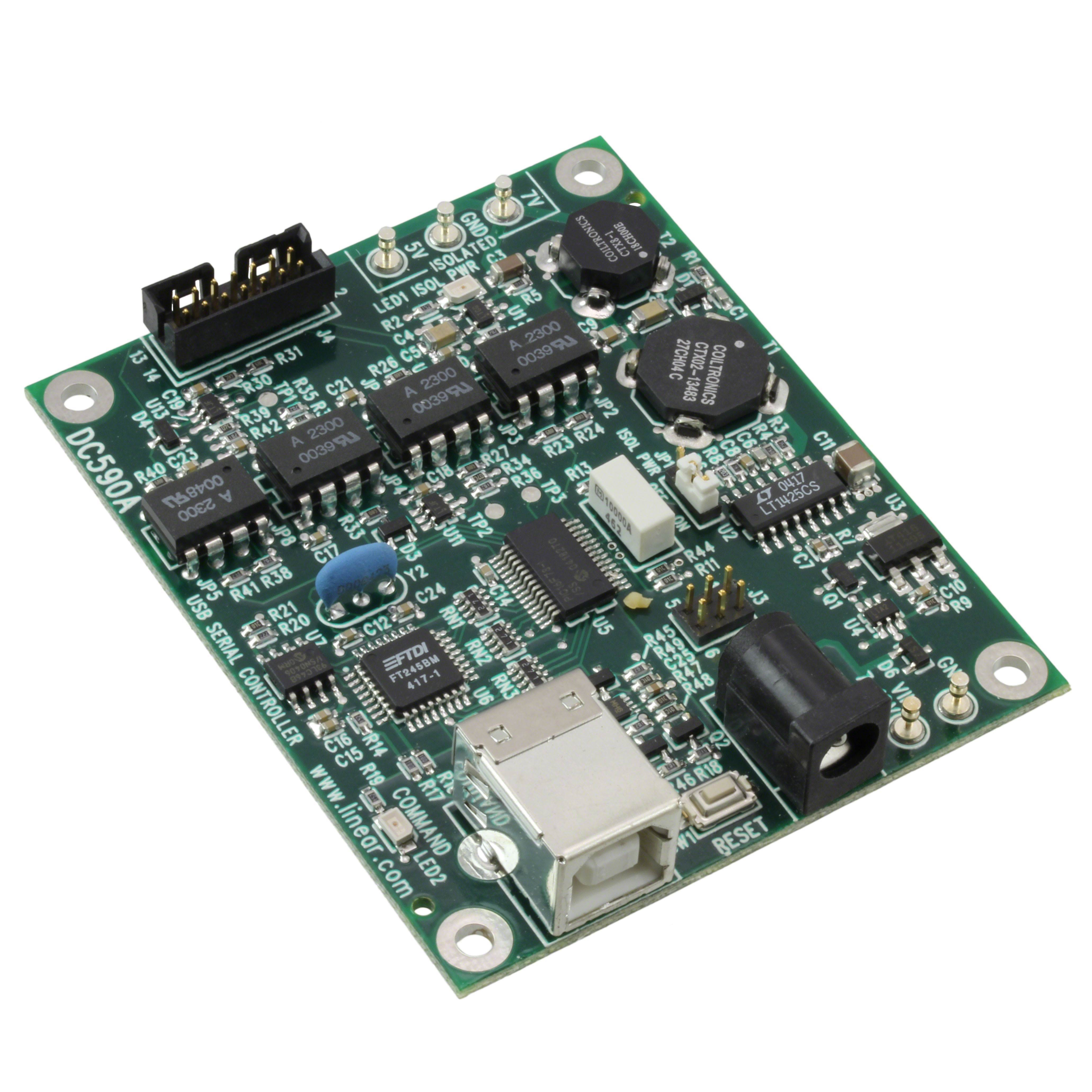 Led Max16834 High Power Driver Image