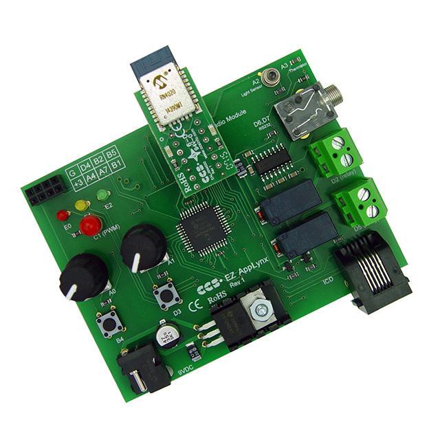 RFIF و RFID بوردها، کیتهای ارزیابی و توسعه RF