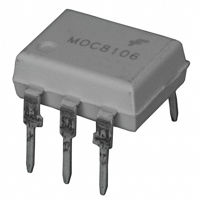 Fairchild//ON Semiconductor OPTOISOLATOR 5KV TRANSISTOR 4SMD FOD8173SD Optoisolators Photovoltaic Output Transistor